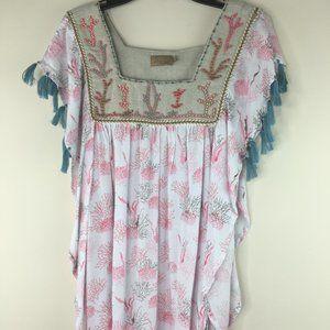Skemo Girls Magical Reef Crochet Dress